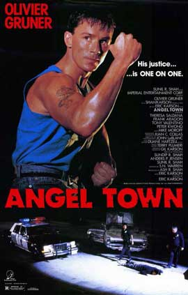 Angel Town - 11 x 17 Movie Poster - Style A