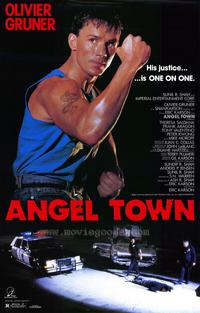 Angel Town - 27 x 40 Movie Poster - Style A