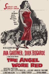 The Angel Wore Red - 27 x 40 Movie Poster - Style A