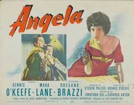 Angela - 22 x 28 Movie Poster - Half Sheet Style A