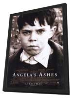 Angela's Ashes - 11 x 17 Movie Poster - Style A - in Deluxe Wood Frame