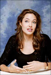 Angelina Jolie - 8 x 10 Color Photo #7