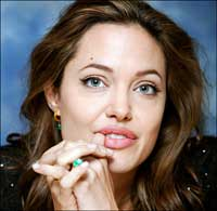 Angelina Jolie - 8 x 10 Color Photo #10