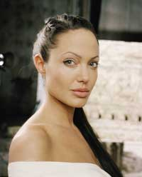 Angelina Jolie - 8 x 10 Color Photo #77
