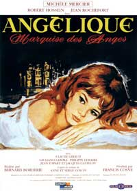 Angelique, Marquise des Anges - 11 x 17 Movie Poster - German Style A
