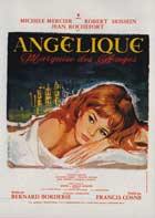 Angelique - 11 x 17 Movie Poster - French Style B