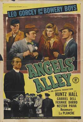 Angels' Alley - 11 x 17 Movie Poster - Style A