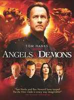 Angels and Demons - 11 x 17 Movie Poster - Style R