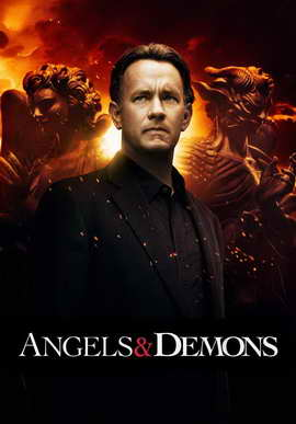 Angels and Demons - 27 x 40 Movie Poster - Style C