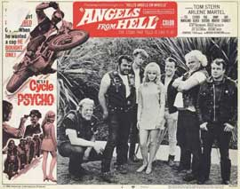 Angels from Hell - 11 x 14 Movie Poster - Style B