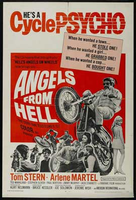 Angels from Hell - 11 x 17 Movie Poster - Style A