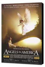 Angels in America - 27 x 40 Movie Poster - Style A - Museum Wrapped Canvas