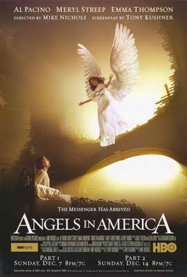 Angels in America - 11 x 17 Movie Poster - Style A