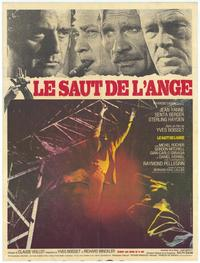 Angels Leap - 27 x 40 Movie Poster - Spanish Style A