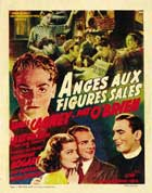 Angels with Dirty Faces - 11 x 17 Movie Poster - Belgian Style A