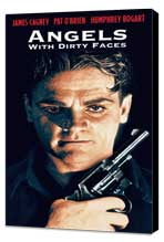 Angels with Dirty Faces - 11 x 17 Movie Poster - Style H - Museum Wrapped Canvas