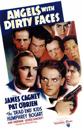 Angels with Dirty Faces - 11 x 17 Movie Poster - Style A