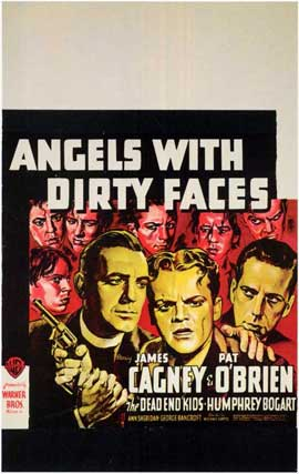 Angels with Dirty Faces - 11 x 17 Movie Poster - Style D
