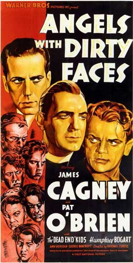 Angels with Dirty Faces - 11 x 17 Movie Poster - Style E