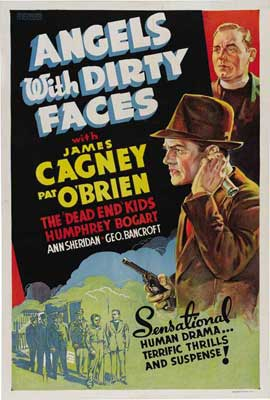 Angels with Dirty Faces - 27 x 40 Movie Poster - Style C