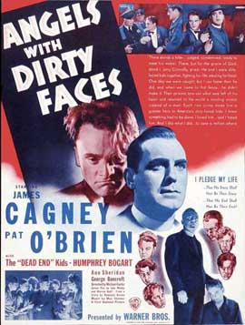 Angels with Dirty Faces - 27 x 40 Movie Poster - Style D