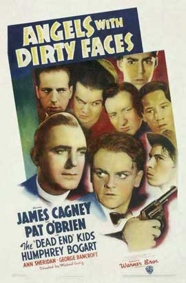 Angels with Dirty Faces - 11 x 17 Movie Poster - Style L