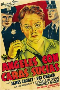 Angels with Dirty Faces - 43 x 62 Movie Poster - Australian Style A