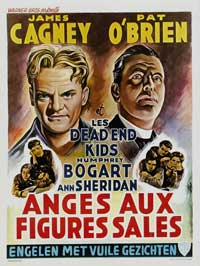 Angels with Dirty Faces - 27 x 40 Movie Poster - Belgian Style A