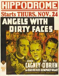 Angels with Dirty Faces - 43 x 62 Movie Poster - Bus Shelter Style B