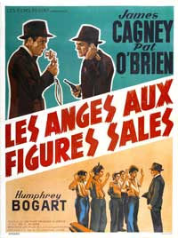 Angels with Dirty Faces - 11 x 17 Movie Poster - French Style A