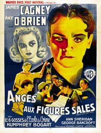 Angels with Dirty Faces - 27 x 40 Movie Poster - French Style B