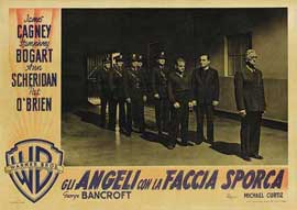 Angels with Dirty Faces - 11 x 14 Movie Poster - Style J