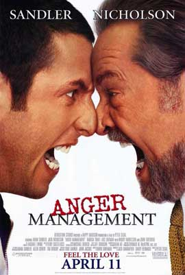 Anger Management - 11 x 17 Movie Poster - Style A