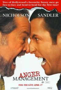 Anger Management - 11 x 17 Movie Poster - Style B