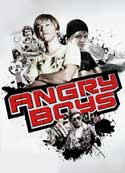 Angry Boys (TV) - 11 x 17 TV Poster - Australian Style A