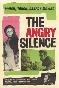 Angry Silence - 11 x 17 Movie Poster - Style A