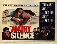 Angry Silence - 22 x 28 Movie Poster - Half Sheet Style A