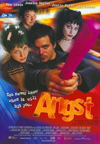 Angst - 11 x 17 Movie Poster - Style A