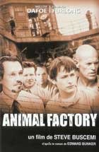 Animal Factory - 11 x 17 Movie Poster - French Style B