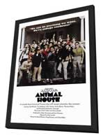 National Lampoon's Animal House - 27 x 40 Movie Poster - Style G - in Deluxe Wood Frame