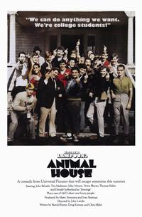 National Lampoon's Animal House - 11 x 17 Movie Poster - Style B