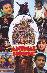 National Lampoon's Animal House - 11 x 17 Movie Poster - Style G