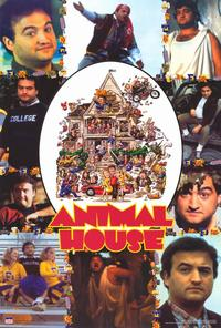 National Lampoon's Animal House - 27 x 40 Movie Poster - Style B