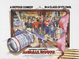 National Lampoon's Animal House - 30 x 40 Movie Poster - Style A