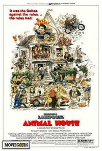 National Lampoon's Animal House - 43 x 62 Movie Poster - Bus Shelter Style A