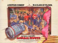 National Lampoon's Animal House - 11 x 17 Movie Poster - Style H