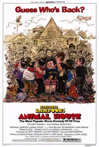 National Lampoon's Animal House - 27 x 40 Movie Poster - Style A