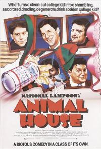 National Lampoon's Animal House - 27 x 40 Movie Poster - Style E
