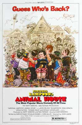 National Lampoon's Animal House - 11 x 17 Movie Poster - Style L