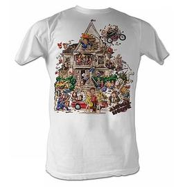 National Lampoon's Animal House - Caricature T-Shirt